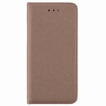 FlipCover SmartMobile Fancy Iphone 7+ Auriu