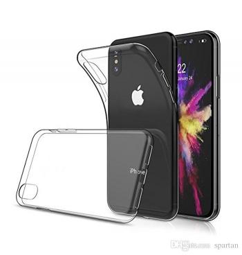 Husa Iphone XS MAX SmartMobile Clear Ultra thin Transparent