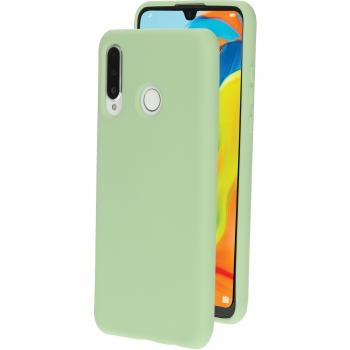Husa Silicone Case Huawei P30 Lite Green