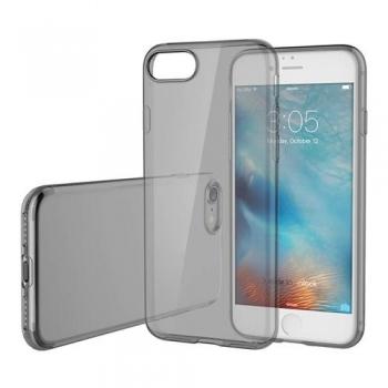 Husa SmartMobile Clear Ultra thin Iphone 7 Fumuriu