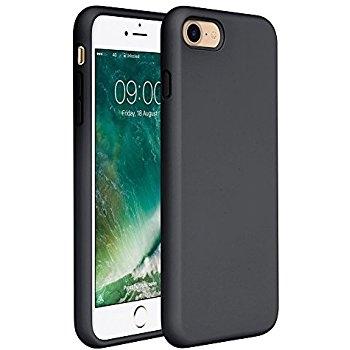 Husa SmartMobile Soft Iphone 7 Negru